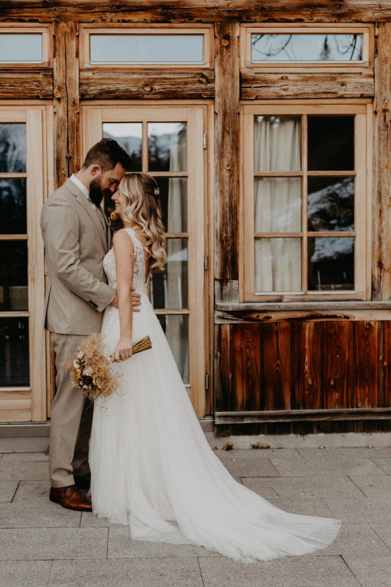 Hochzeitsshooting in Tirol