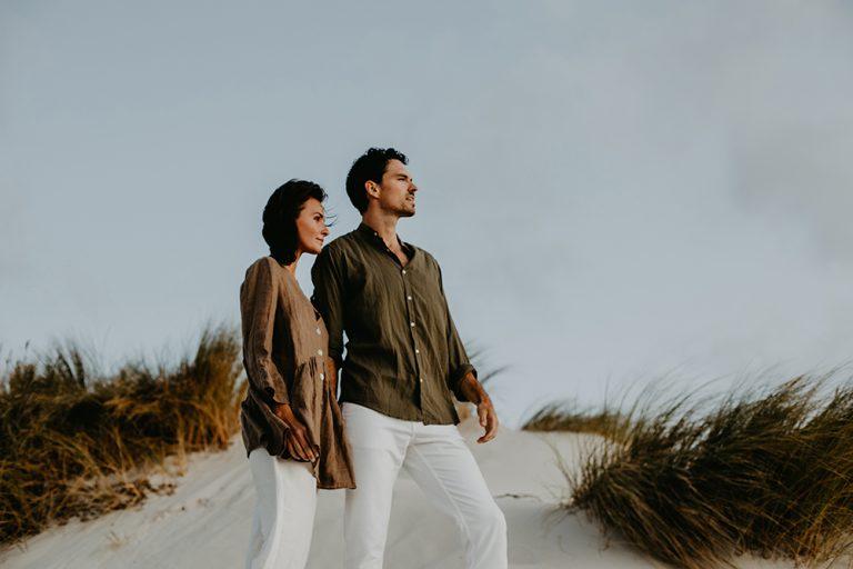 Capetown coupleshooting honeymoon Kapstadt dunes