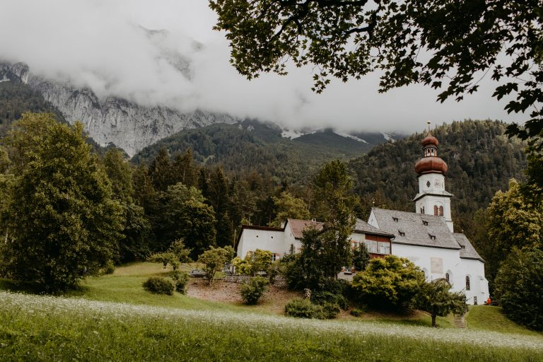 Kirche St. Martin in Gnadenwald